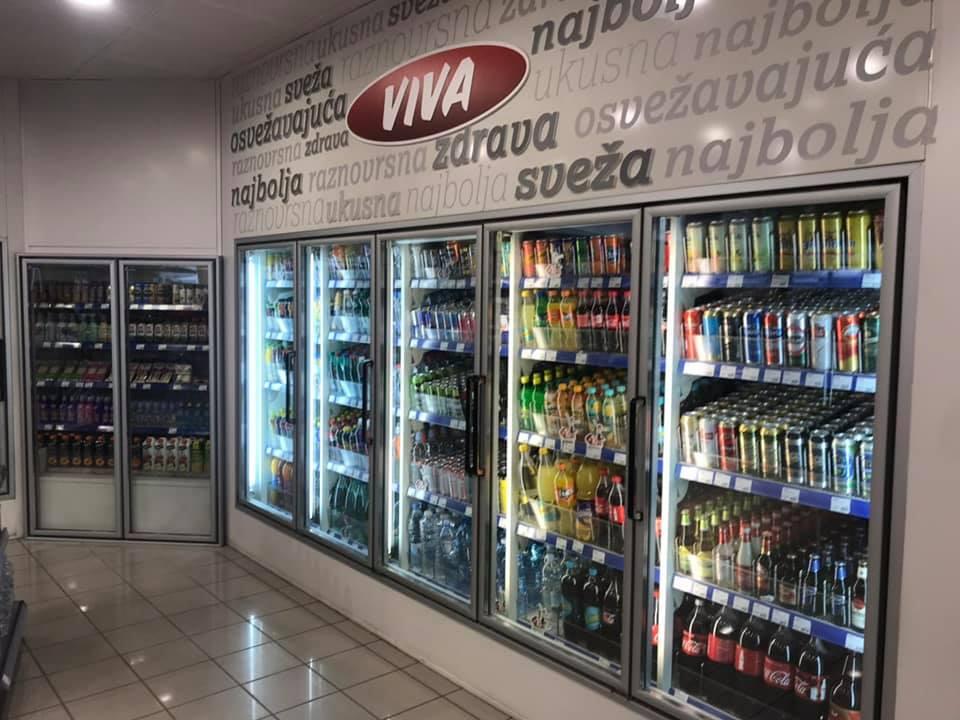 Rashladne vitrine na OMV benzinskim stanicama Beograd - 9